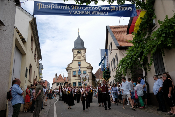 Weinfest Leistadt 2014