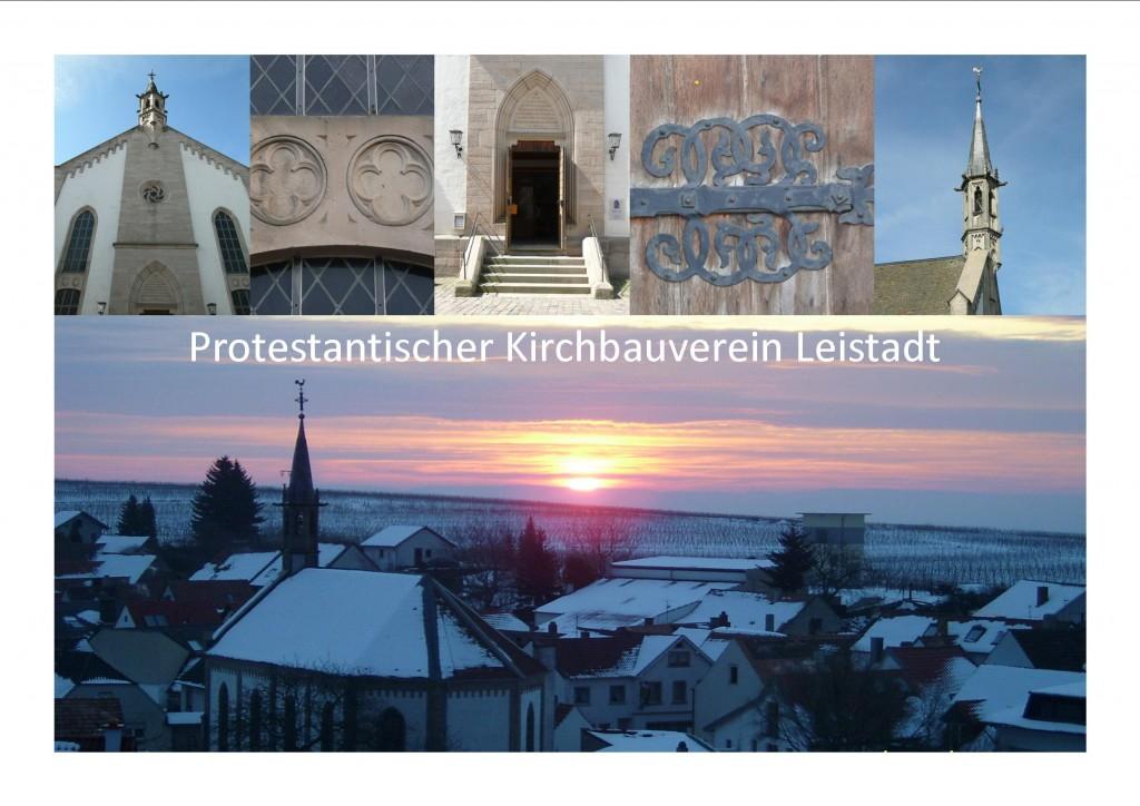 Protestantischen Kirchbauvereins in Leistadt